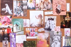 Inspiration Board Spring 2015